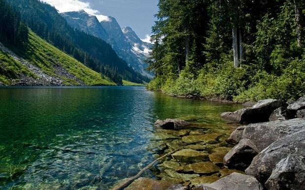 alpin-river